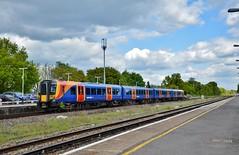 450032 (stavioni) Tags: swt south west trains siemens desiro blue class450 emu electric rail railway train multiple unit 450032