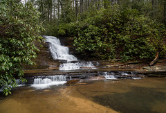 Stonewall Creek Falls (John Cothron) Tags: americansouth cpl canoneos5dmkiv chattahoocheeoconeenationalforest cothronphotography distagon2128ze distagont2821ze dixie georgia johncothron rabuncounty southatlanticstates southernregion stonewallcreekfalls thesouth tiger us usa unitedstatesofamerica zeissdistagont2821ze circularpolarizingfilter clouds cloudyweather cold drought environment falling flowing forest landscape longexposure lowwaterlevel morninglight nature outdoor outside protected rock rockformations scenic water waterfall winter img16283170312 ©johncothron2017