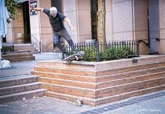 _DSF0152 Skateboarding (CoriJae) Tags: hdr waterstreet downtownmanhattan newyork skateboarding