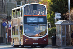 371 (Callum's Buses & Stuff) Tags: lothianbuses lothian edinburghbus edinburgh madderandwhite madderwhite madder volvo bus buses busesedinburgh b7rle eclips