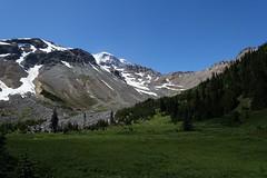 Glacier Basin (Sean Munson) Tags: glacierbasin hiking landscape mountrainier mountrainiernationalpark mountains nationalpark rainier washington