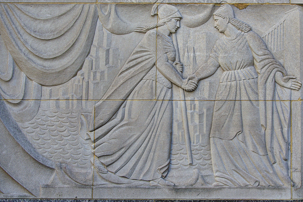 The World\'s Best Photos of basrelief and newyorkcity - Flickr Hive Mind