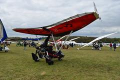 G-CIEM P&M Aviation Quik (graham19492000) Tags: pophamairfield flexwing gciem pmaviation quik