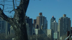 Toward Lower Eastside from Queens, NYC (catchesthelight) Tags: nyc queens views buildings overeastriver skyline bluesky