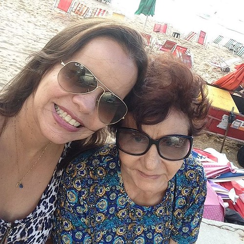 Mainha ❤ #recife #boaviagem #nofilter #mother #mainha #amne #love #life #family