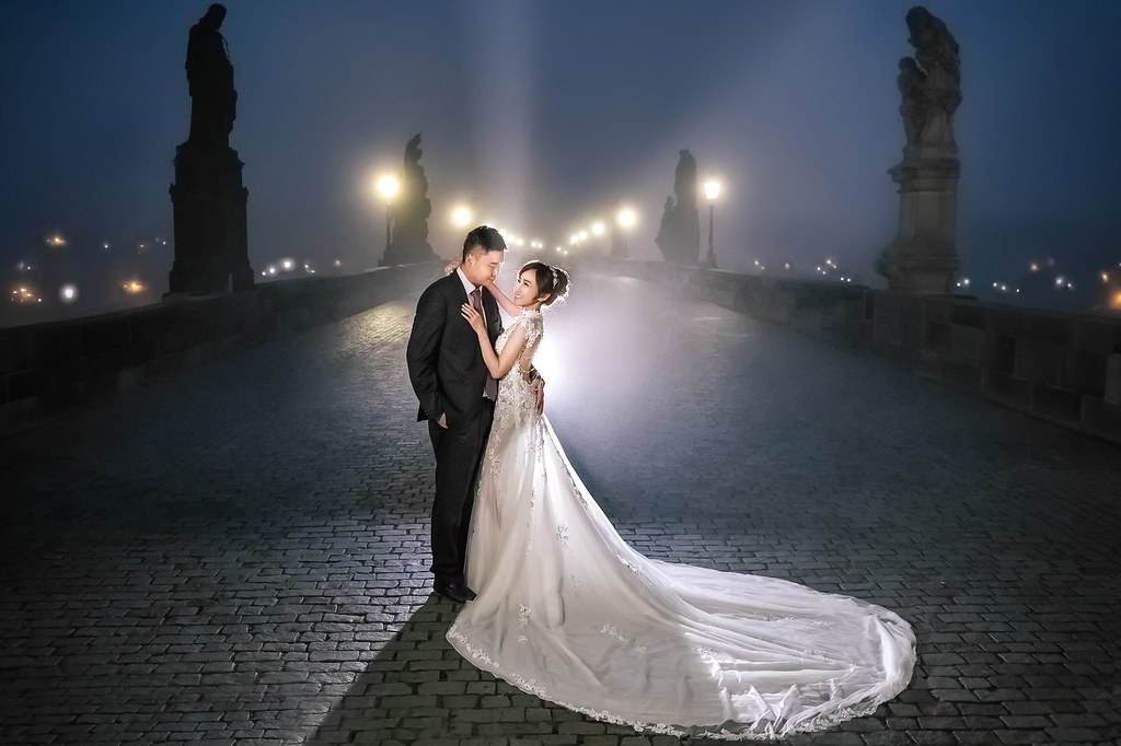 【海外婚紗】Chen & Emma / Prague 布拉格