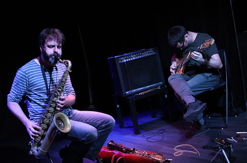 ALBERT CIRERA &FERRAN FAGES Live at Sinestesia