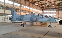 Hawk Mk.64 150 12Sq (No badge worn) Kuwait-AF/ KAF. Ali Al Salem Air-Base, Kuwait 2016. (Aircraft throughout the years) Tags: kuwait air force kuwaitairforce kaf mk64 hawk 150 12sq kuwaitaf alialsalem ali al salem airbase ab 2016