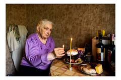 Orthodox Easter in occupied Donetsk (Roman Lunin) Tags: donbass donetsk easternukraine ukraine easter orthodox elderly