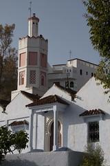 Blanca mezquita (ramosblancor) Tags: humanos humans historia history arquitectura architecture religión religion islam mezquita mosque blanca white chefchaouen marruecos viajar travel