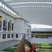 Ames Atrium winter - Cleveland Museum of Art