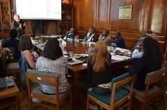 Visita de delegación del Ministerio de Educación de Sudáfrica (OREALC/UNESCO Santiago) Tags: educación education unesco e2030 higher superior universidad ministerio cosatu seta sudafrica southafrica south africa