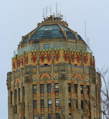 City Hall (jmaxtours) Tags: cityhall buffalocityhall artdeco 1931 dietelwadejonesarchitects buffalonewyork buffalo neon newyork architecture