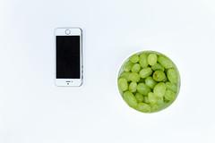 Still life (tonyg1494) Tags: stilllife iphone grape