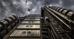 Lloyds Of London.... (ziggystardust111) Tags: lloydsoflondon buiding architecture london cityoflondon