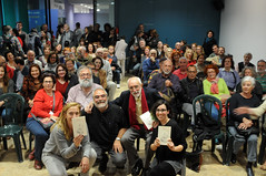 Presentació i lectura de poemes de Francesc Aledón 26/04/2017