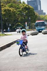 2017-04-30-10h23m48 (LittleBunny Chiu) Tags: 皇居外苑 腳踏車 騎腳踏車 日本 東京 日本旅行 去日本旅行 東京台場 台場 人工沙灘 御台場海濱公園
