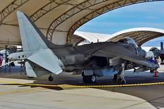 VX-31 AV-8B+ Harrier BuNo 165305 (skyhawkpc) Tags: nid knid copyright allrightsreserved gverver airshow usnavy naval aviation aircraft vx31dustdevils av8b harrier 165305 dd31 nawschinalake armitagefield chinalake ca 2017