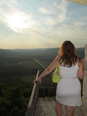 View from the fortification wall of Motovun (L.Gennady2) Tags: motovun prettywoman