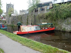Skipton (deltrems) Tags: skipton yorkshire boat canal barge leedsandliverpool leeds liverpool waterway ship pennine cruisers trips