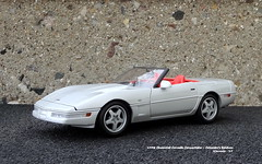 1996 Chevrolet Corvette Convertible - Collector's Edition (JCarnutz) Tags: 124scale diecast phillymint greenlight 1996 chevrolet corvette