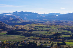 The Valley from Crown Range (mnrolvr) Tags: new vacation holiday pentax zealand queenstown arrowtown k7