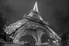 Eiffel Tower (Richard E. Ducker) Tags: paris france tower eiffel tore