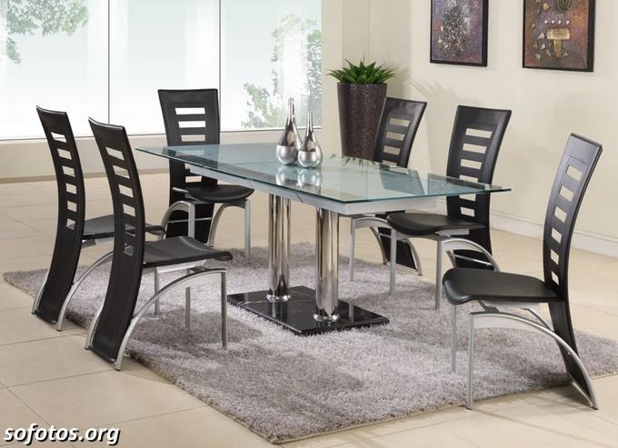 Salas de jantar decoradas (105)