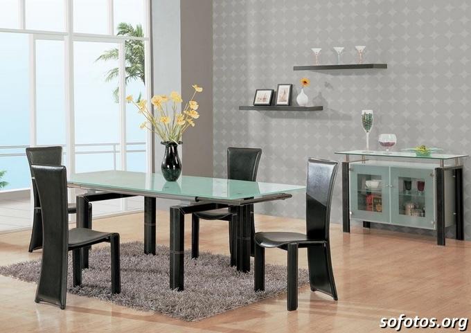Salas de jantar decoradas (99)