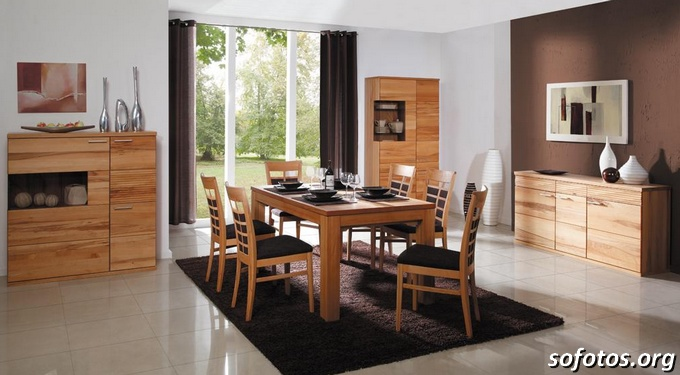 Salas de jantar decoradas (36)