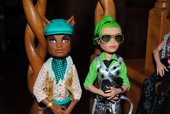2013-05-26 Monster High Boys (4) (CharlieMarlowe) Tags: mattel dawnofthedance monsterhigh deucegorgon clawdwolf