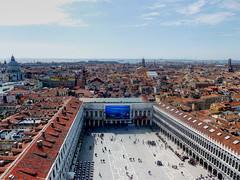 Venice (Cagsawa) Tags: venice italy campanile stmark stmarkscampanile