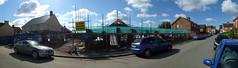 Clarendon Street Panorama (Brother Joybert) Tags: coventry earlsdon