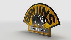 The Bruins Bear Logo