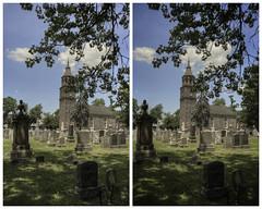 St. Paul's Churchyard 3 (-ytf-) Tags: nyc newyorkcity cemetery 3d bronx stpauls stereo eastchester mountvernon westchester crossview ytf ytfnyc gwny06232013