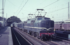 Once upon a time - The Netherlands - The Hague Staatsspoor (railasia) Tags: holland station ns infra thehague sixties zuidholland staatsspoor eloco series1200