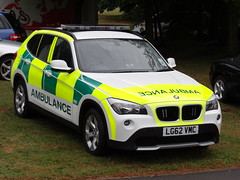 Medical Services North East BMW X1 Rapid Response Vehicle (PFB-999) Tags: car demo 4x4 north 4wd east medical bmw vehicle leds rapid services grilles x1 response unit demonstrator lightbar 2013 rrv bikewise msne exdemo lg62vmc