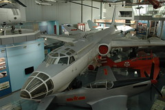 DSC_0607 (Proplinerman) Tags: aircraft badger bomber tupolev tu16 chinaaviationmuseum chineseairforce tupolevtu16 datanshang