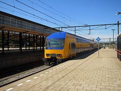 NS 7545 Amersfoort (Arthur-A) Tags: netherlands train tren ns nederland zug emu trein amersfoort ddz