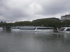 BATEAUX HOTELS (marsupilami92) Tags: frankreich france 69 lyon tourisme vacances minicroisiere fleuve bateau rhône rhônealpes