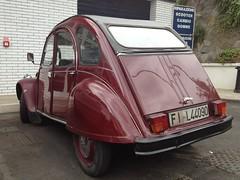Citroën 2CV (vignaccia76) Tags: auto cars car automobile citroen fil 2cv 1991 citroen2cv citroën