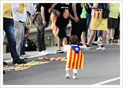 Cap a la Independència (Pemisera) Tags: catalonia catalunya anc cataluña assemblea estelada katalonien catalogne katalonia humanchain tram23 pemisera catalanway assembleacat viacatalana nationalcatalandayhumanchain catalanhumanchain