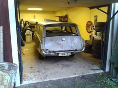 022 (2) (taunus2) Tags: summer ford junk rust rost taunus turnier 17m 1961 p2 p3