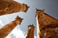 Jerash, Jordan (nep000) Tags: architecture ruins roman columns perspective middleeast jordan jerash