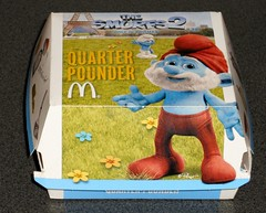 Quarter Pounder With Cheese Box The World's mos...