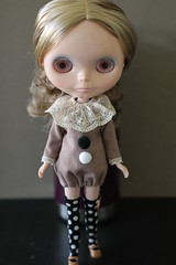 Disco Boogiee  in Poupee Mecanique Outfit