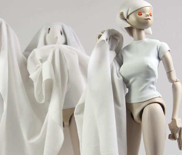 "threeA - Adventures of Isobelle Pascha 系列""Milky Ghosts"""