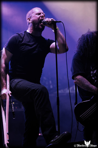 Anaal Nathrakh at Brutal Assault 2012