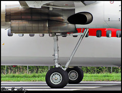 Avianca Fokker 50 (Christ M.) Tags: chile santiago peru argentina brasil airport colombia bogota dubai lima miami sydney f100 eldorado emirates auckland lan a380 boeing panama americanairlines bog aeropuerto cartagena lufthansa pei tam a330 a340 airfrance a320 iberia b747 medelln embraer f50 mde fokker sanandres atr rionegro a319 b737 barranquilla pereira a300 b767 b787 b757 b727 b777 a310 avianca a318 adz eoh matecaa a350 copaairlines skpe skbo olayaherrera josemariacordova dash8q200 skrg skmd b777f sksp
