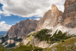 Alpe di Fanis e Conturines